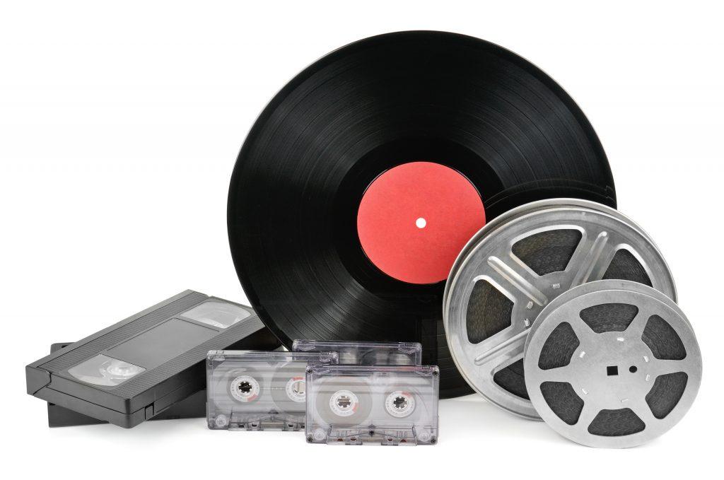 Cine, Video, Audio & Photo transfer