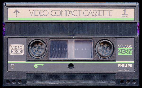 Video 2000 Transfer
