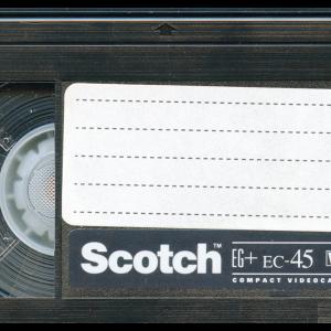 VHS-C & Super VHS-C