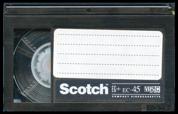 VHS-C Transfer