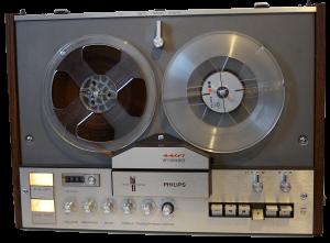 Audio Reel transfer
