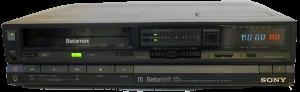 Betamax to DVD