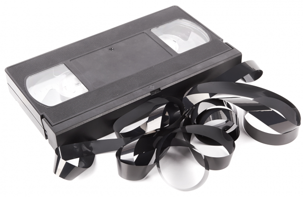 Video tape repair