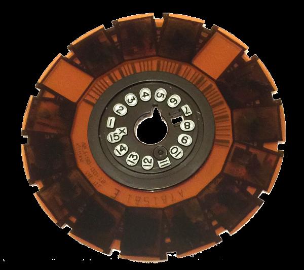 Kodak Disc negative transfer